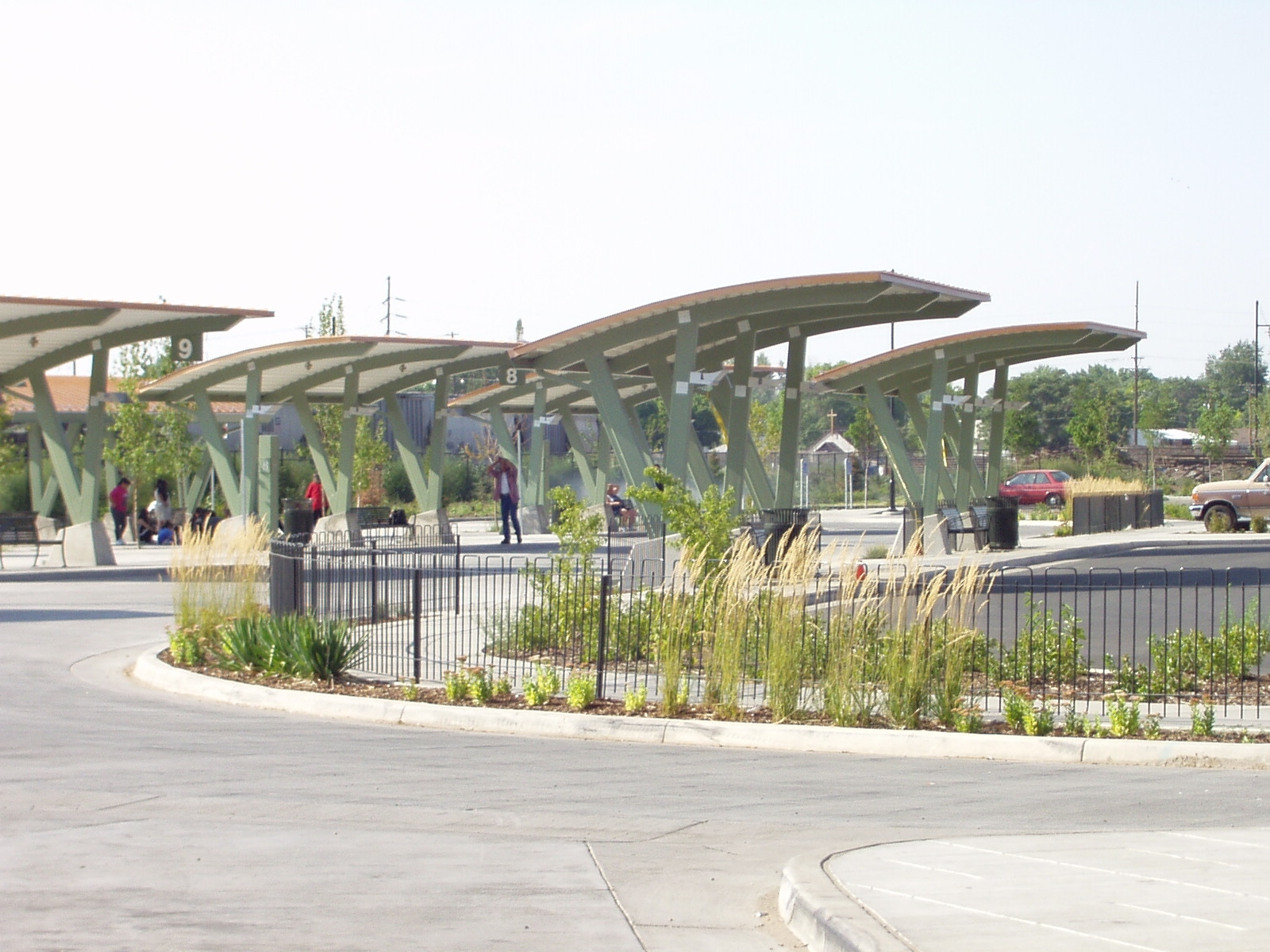 Ogden Intermodal Transit Center